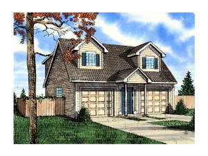 Garage Plan 009G-0001