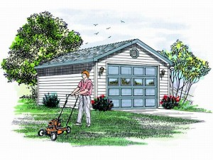 Garage Plan 033G-0005