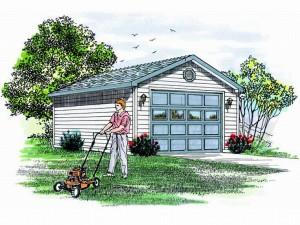 Garage Plan 033G-0005