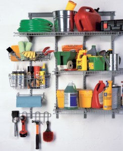 Garage Storage and Safety