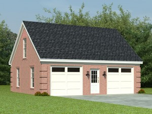006G-0065 Garage Plan