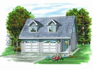 Garage Plans 033G-0022