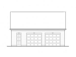 Garage Plan 055G-0001