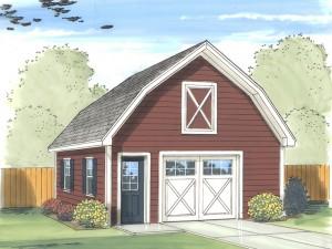 Garage Plan 050G-0021