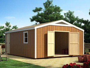 Shed Plan 047S-0010