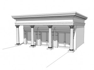 Unique Garage Plan 052G-0004