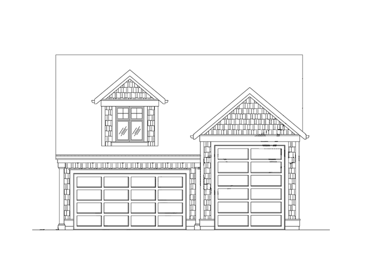 RV Garage Plan 024G-0011