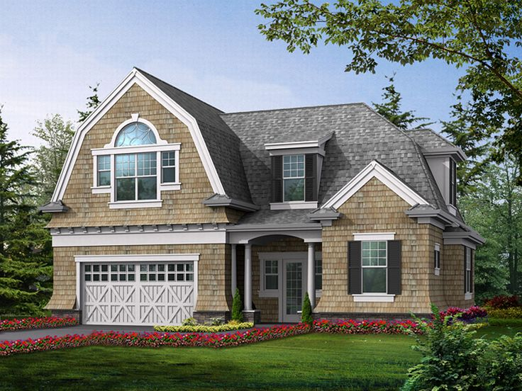 Garage Plan with Flex Space 035G-0001