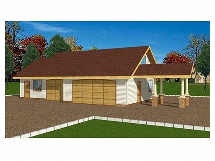 Garage Plan 012G-0016