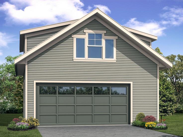 Garage Plan 051G-0108