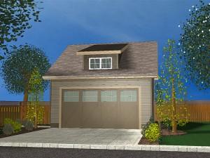 Garage Plan 050G-0008