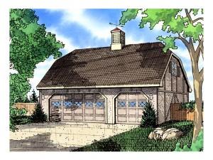 Garage Plan 009G-0002