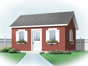 0028S-0002 Shed Plan