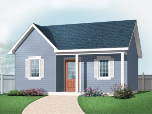 028S-0006 Shed Plan