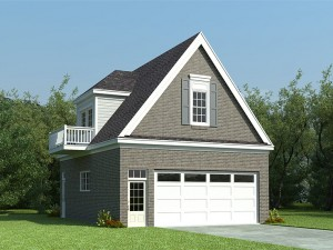 006G-0089 Garage Plan