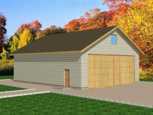 Garage Plan 012G-0014