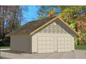 Garage Plan 012G-0019