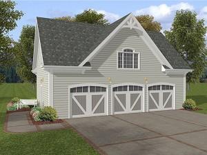 Garage Plan 007G-0006