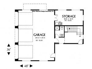 Garage Plan 034G-0004