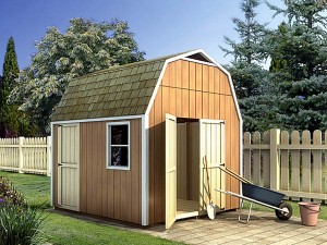 Shed Plan 047S-0005