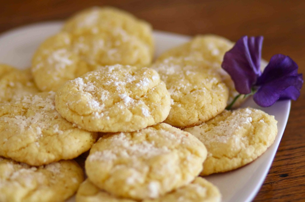 St. Louis Gooey Butter Cookies