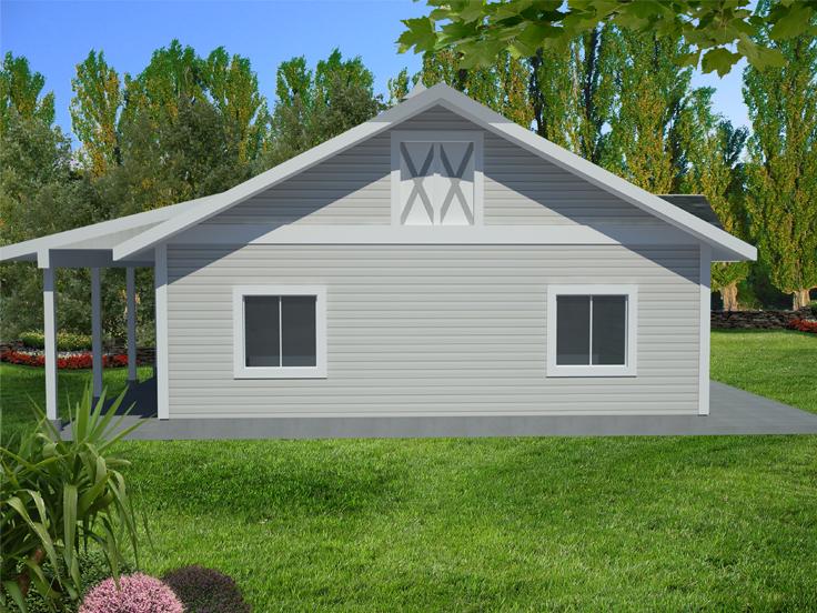 Outbuilding Plan 012B-0014