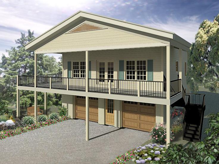 Garage Plan 006G-0171