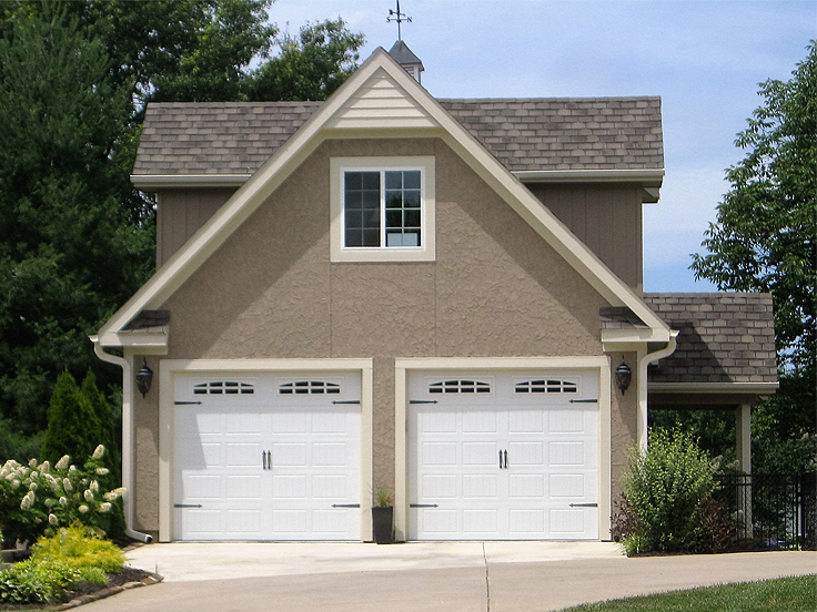 Garage Plan 009G-0010