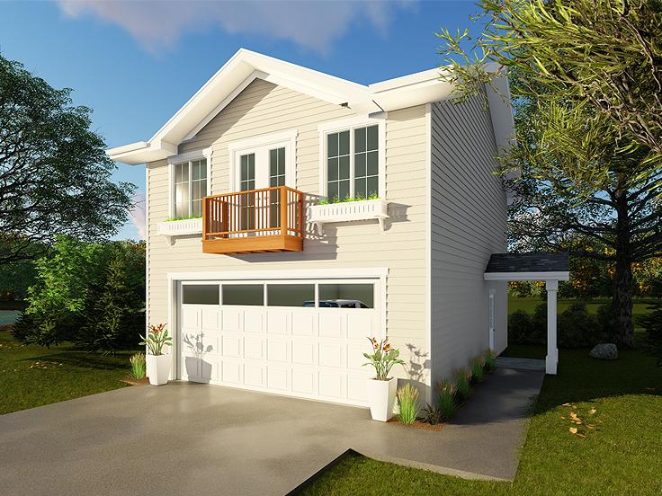 Garage Plan 050G-0083