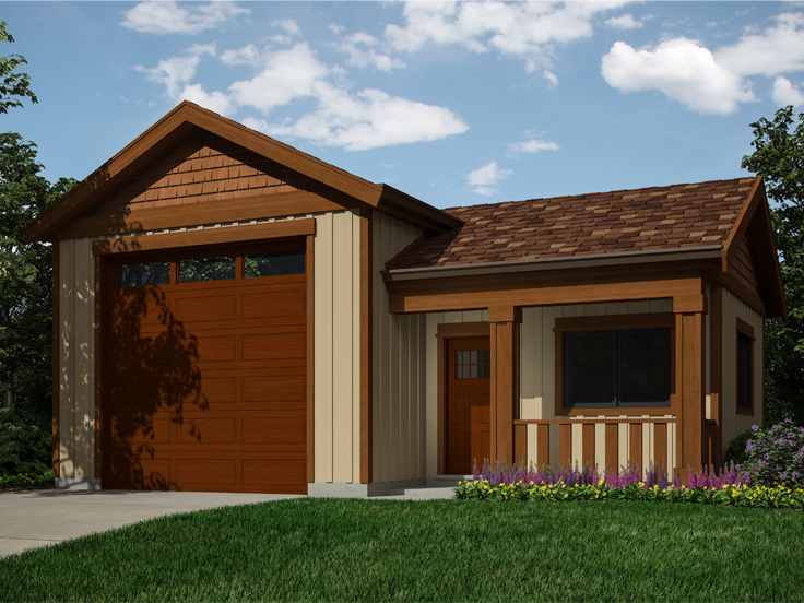 RV Garage Plan 010G-0026