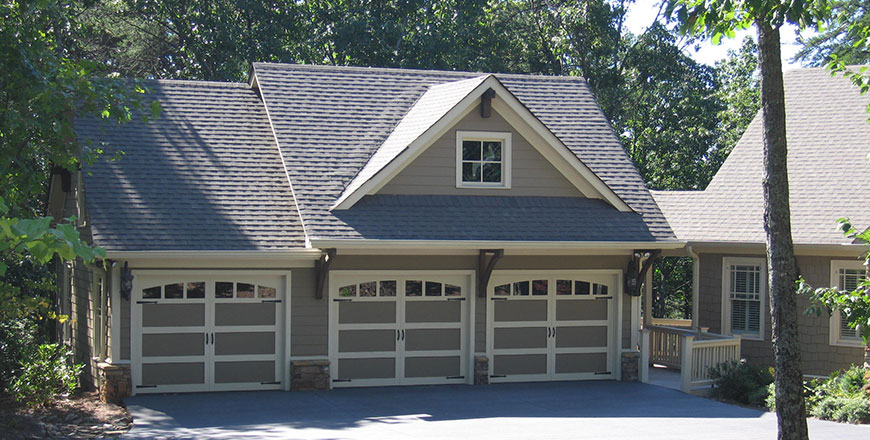 Garage Plans - Garage Apartment Plans - Outbuildings ...