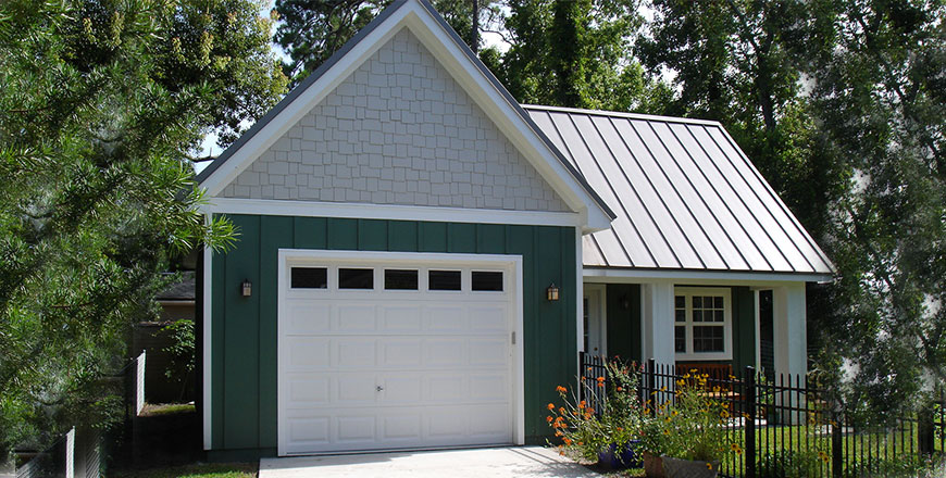 Garage plans garage apartment plans outbuildings for Small garage apartment plans