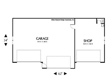 4-Car Garage Plans | Northwestern-Style 4-Car Garage Plan with ... on kitchen plans, 4 car shed, wet bar plans, homemade car plans, multi car garage plans, 2 car garage addition plans, auto repair shop building plans, gazebo plans, 1.5 car garage plans, electric car design plans, garden plans, 4 car carriage house, car rotisserie plans, game room plans, colonial saltbox home plans, bonus room plans, 2 car garage duplex plans, 4 bedrooms plans, barn plans, 4 car barn,