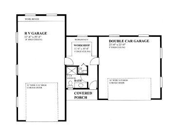 car workshop plans. floor plan car workshop plans