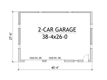 Plan 055g 0003 Garage Plans And Garage Blue Prints From