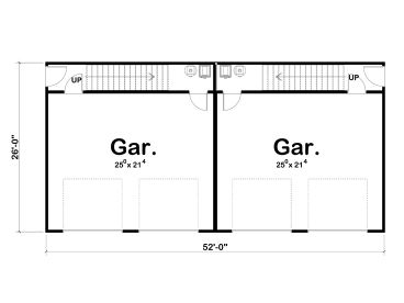Unique Garage Plans | Unique Double Garage Apartment Plan Design ...