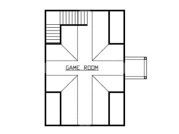 2nd Floor Plan, 009G-0010