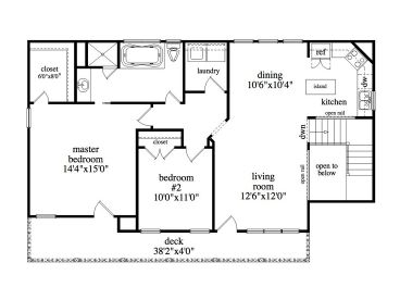 Shop With Living Quarters Floor Plans : Carriage House Plans  Garage Apartment Plan Design #053G ...
