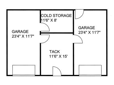 Plan 012g 0040 Garage Plans And Garage Blue Prints From