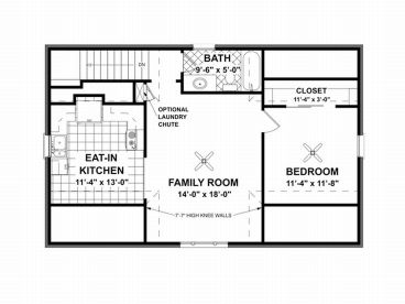 Garage Apartments Floor Plans