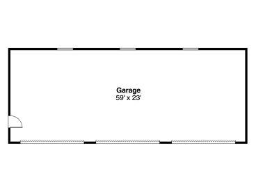 Garage Floor Plans >> 6 Car Garage Plans 6 Car Garage Plan For Auto Storage Design