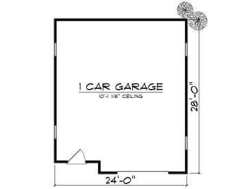 Plan 020g 0007 Garage Plans And Garage Blue Prints From