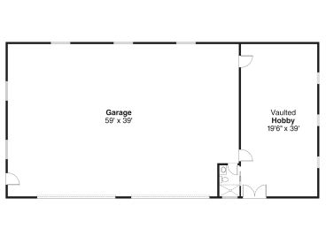 8 car garage plans 8 car garage plan with 4 tandem bays for 8 car garage plans