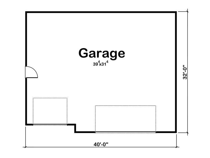3 car garage plans craftsman style three car garage plan for The garage plan shop