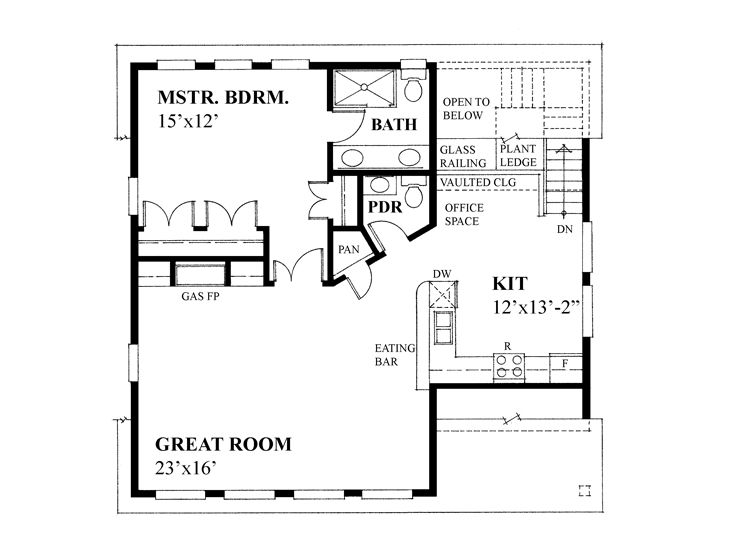 Garage Apartment Plans Unique Garage Apartment Plan With