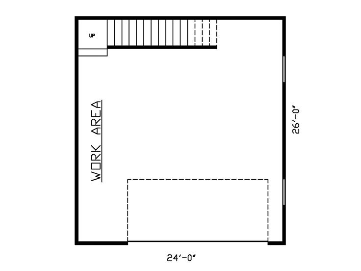 1st Floor Plan, 009G-0009