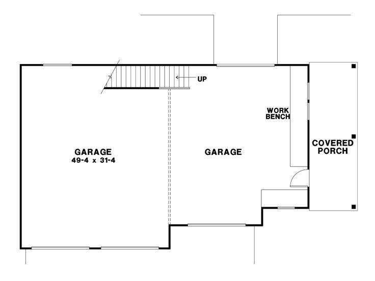 shop floor plans garage area ahomeplan com