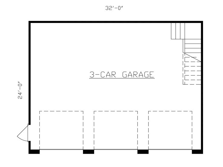 1st Floor Plan, 009G-0011