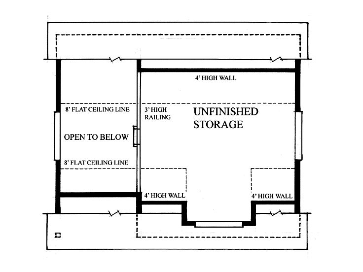 2nd Floor Plan, 010G-0002