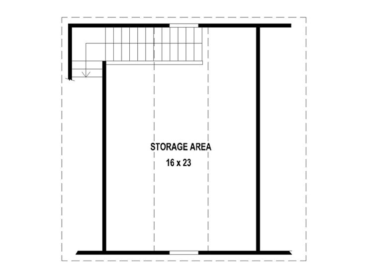 Garage loft plans country style garage loft plan 006g 2nd floor loft ideas